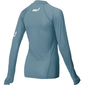 inov-8 Base Elite LS Baselayer Women blue/grey